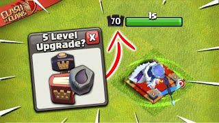 End of 2019 MASS UPGRADES in Clash of Clans!