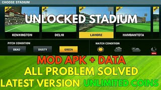 How To Download Wcc2 Mod Apk|unlocked Stadium, Everything Unlocked|hindi/urdu|