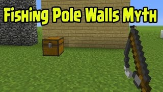 Minecraft PS3, PS4, Xbox, Wii U - Fishing Pole Walls, Bed In Snow, Duplication Title Update Myths