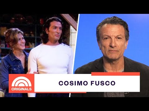 'Friends' Actor Cosimo Fusco Spills Secret On His Role Paolo | TODAY