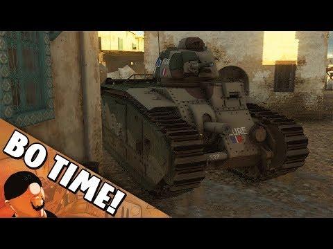 War Thunder - Char B1 bis