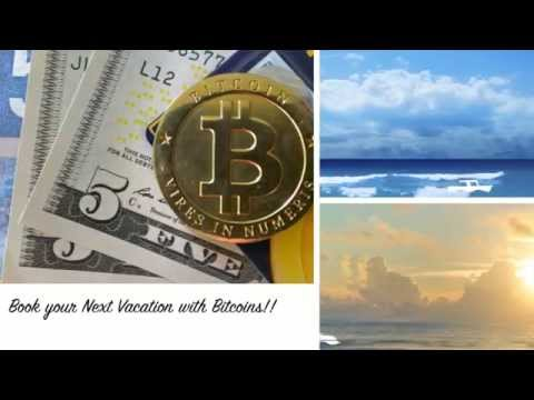 Traveling Coin - Book a Vacation Package with Bitcoin
