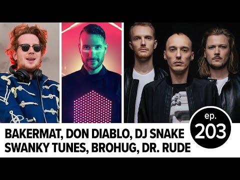 NEW TRACKS  ► Bakermat, Don Diablo, Swanky Tunes, Armin van Buuren, You In Mind, Brohug.. uvm.