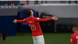 Video kết quả Anh vs Tunisia - bảng G world cup 2018
