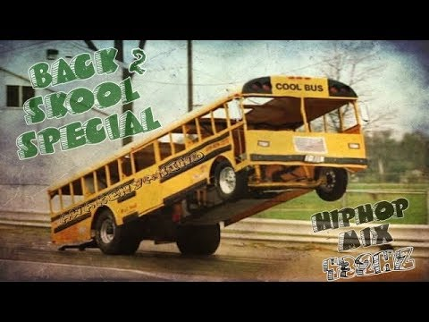 The Back To School Hip Hop Special - The Magic Old Skool Bus Ride Thru Music and Miseducation