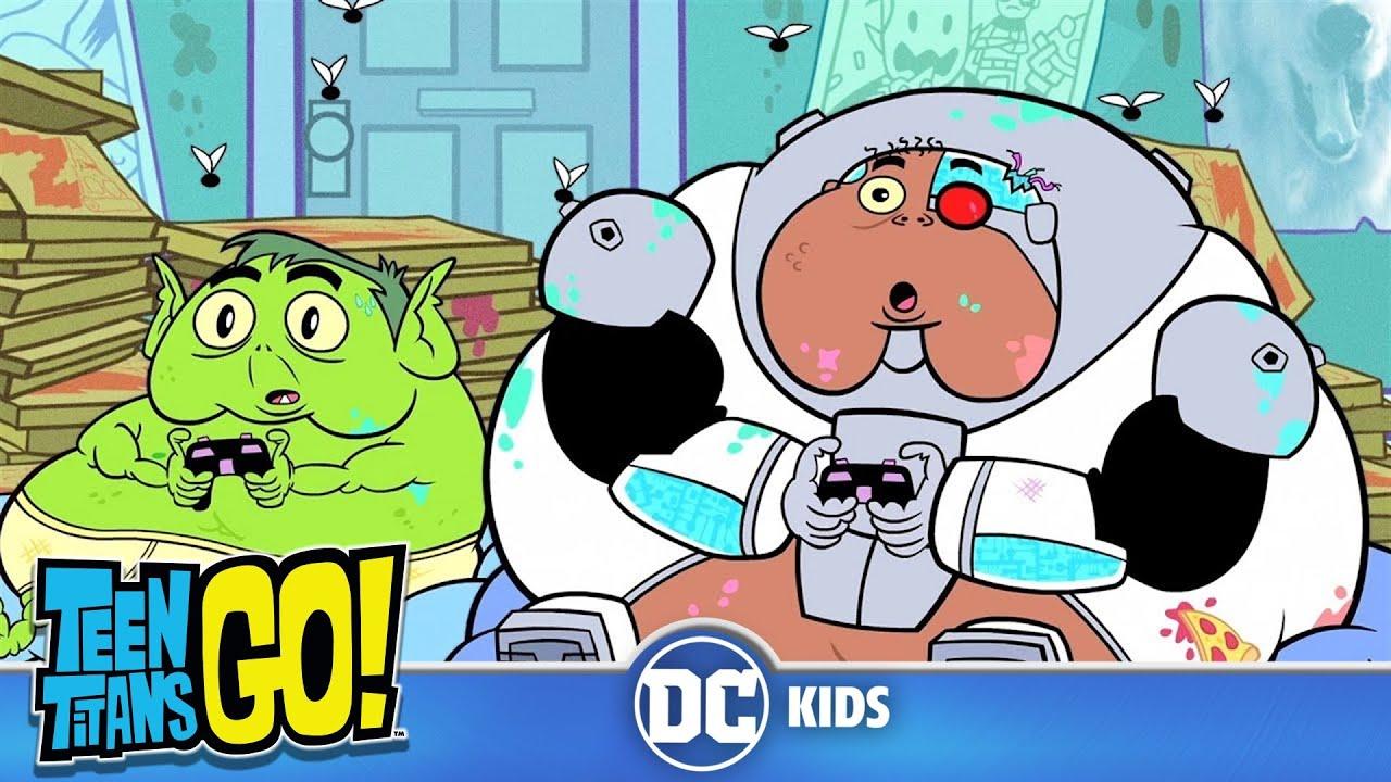 Teen Titans Go | Overrun | DC Kids