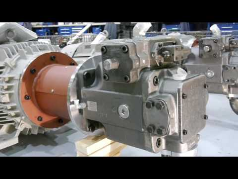 Custom Hydraulic Power Units & Project Excellence