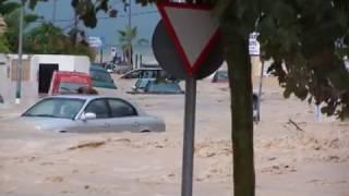 Inundacion Calpe Octubre 2007 por Carlos Requena