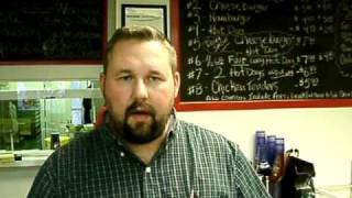 Eddies Dog House Asheville NC Restaurant Video Interview(Eddie's Dog House is a locally owned Asheville Restaurant located at the corner of New Leicester Hwy and Old County Home Rd. Experience Hand Pattied ..., 2011-02-19T00:14:14.000Z)