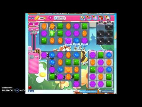 Candy Crush Level 2488 help w/audio tips, hints, tricks