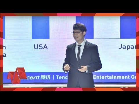 Keynote : Cussion Pang, CEO, Tencent Music Entertainment Group - All That Matters 2017