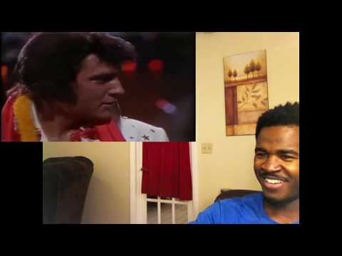 Elvis Presley American Trilogy Reaction