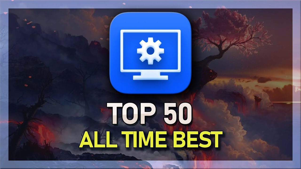 Top 50 All Time Best Wallpaper Engine Wallpapers 2020 Youtube