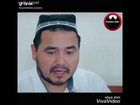 Hadislar va maruzalar #3 Хадислар ва марузалар #3