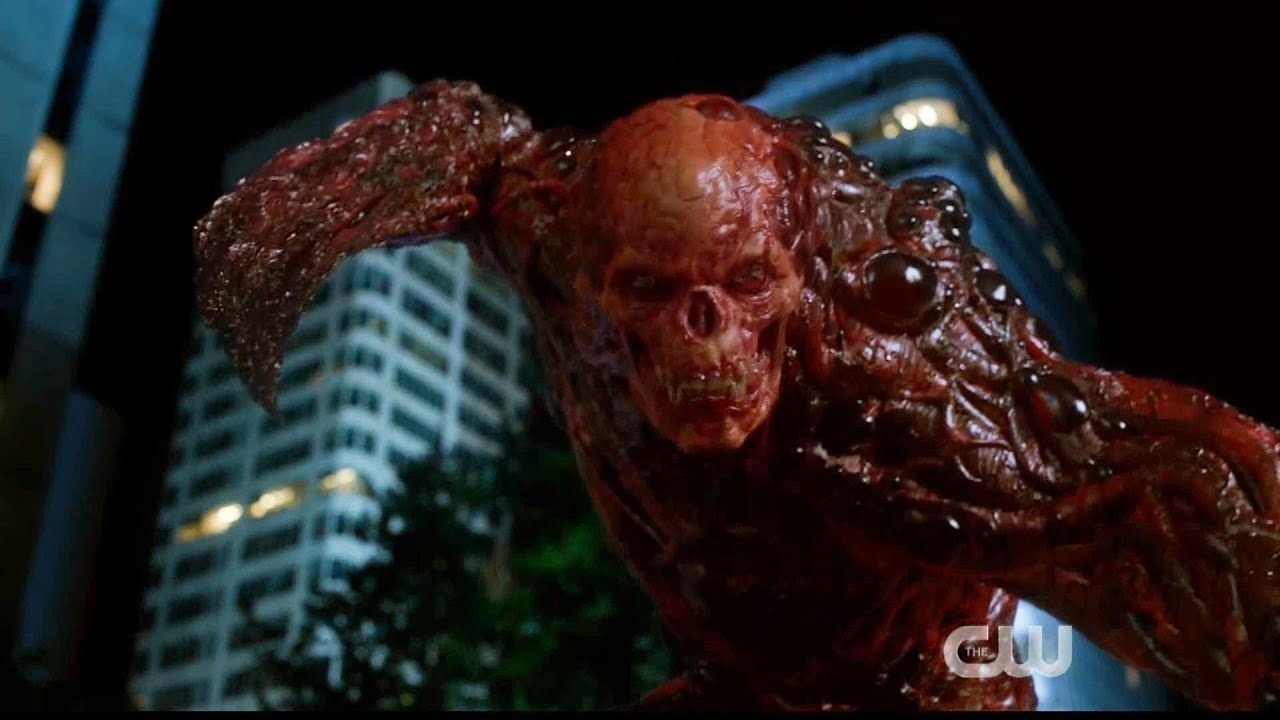 Download The Flash 6x08 The Flash vs Bloodwork fight scene
