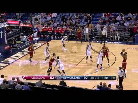 Jrue Holiday Defensive Highlights 2016-2017 First Half