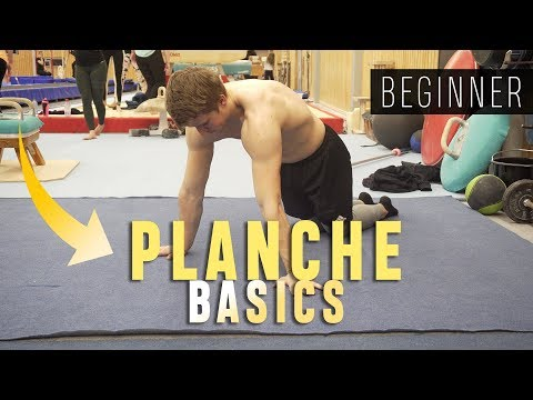 Planche Tutorial for beginners - Master...