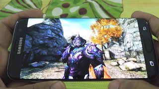 vuclip BEST GRAPHICS GAMES ON SAMSUNG GALAXY S7 EDGE GAMING 2