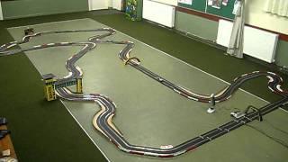 Formula One Singapore Scalextric Grand prix