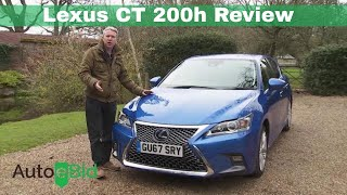 2019 Lexus CT 200h Review