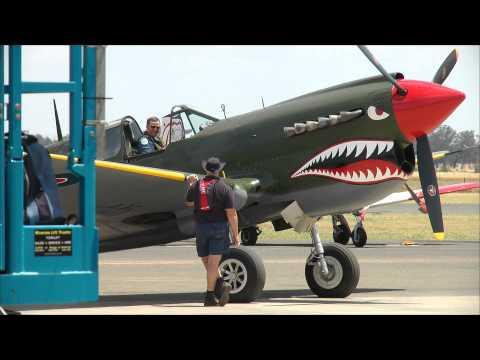 Warbirds Downunder 2011 Airshow - Temora NSW Australia