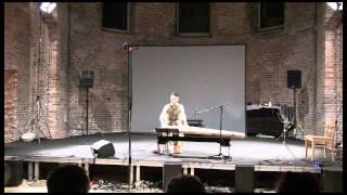 Naoko Kikuchi playing Constellation, for koto and electronic sounds
