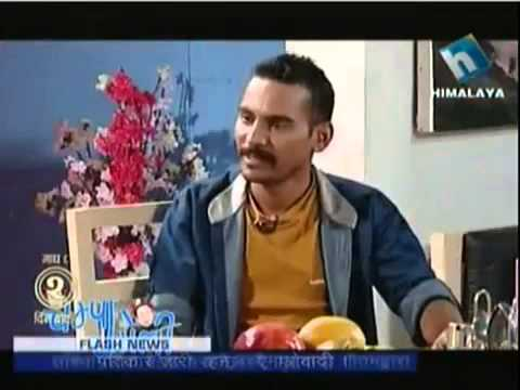 Interview with Kedar Ghimire (Magney Budo) In Champa Chameli