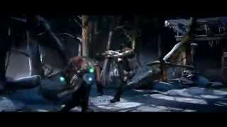 MKX Trailer on MK Theme song