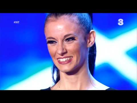 ANDREA & SILVIA Italia's got talent - full video -