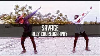 Whethan - Savage (feat. Flux Pavilion & MAX) Dance Choreography | Alcy