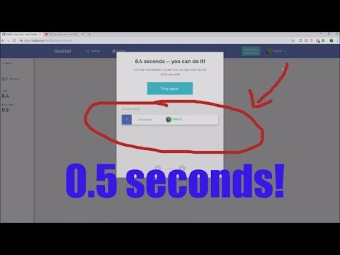 QUIZLET MATCH HACK TUTORIAL!!! WORKING 2019!!!