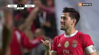 Goal   Golo Pizzi: Benfica (1)-1 SC Braga (Taça da Portugal 19/20)