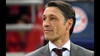 ✅  Ex-Trainer Kovac verabschiedet sich persönlich von Bayern-Mannschaft