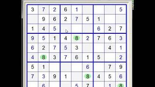 Sudoku 9x9. Level - Very Easy 10