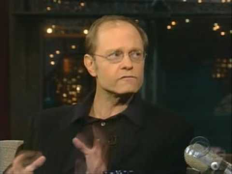 David Hyde-Pierce-on-Letterman(2005)