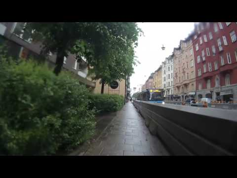 From Solna To Stockholm By East (2)