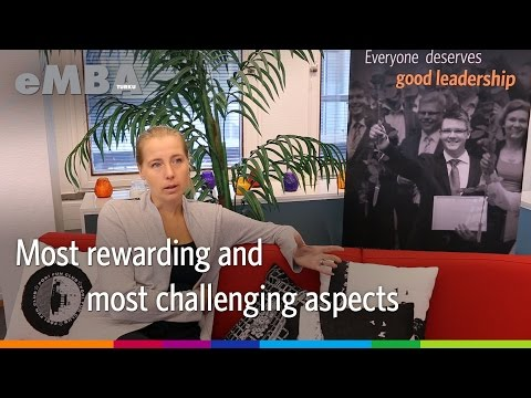 EMBA Turku Alumna: Most rewarding and most challenging aspects the programme