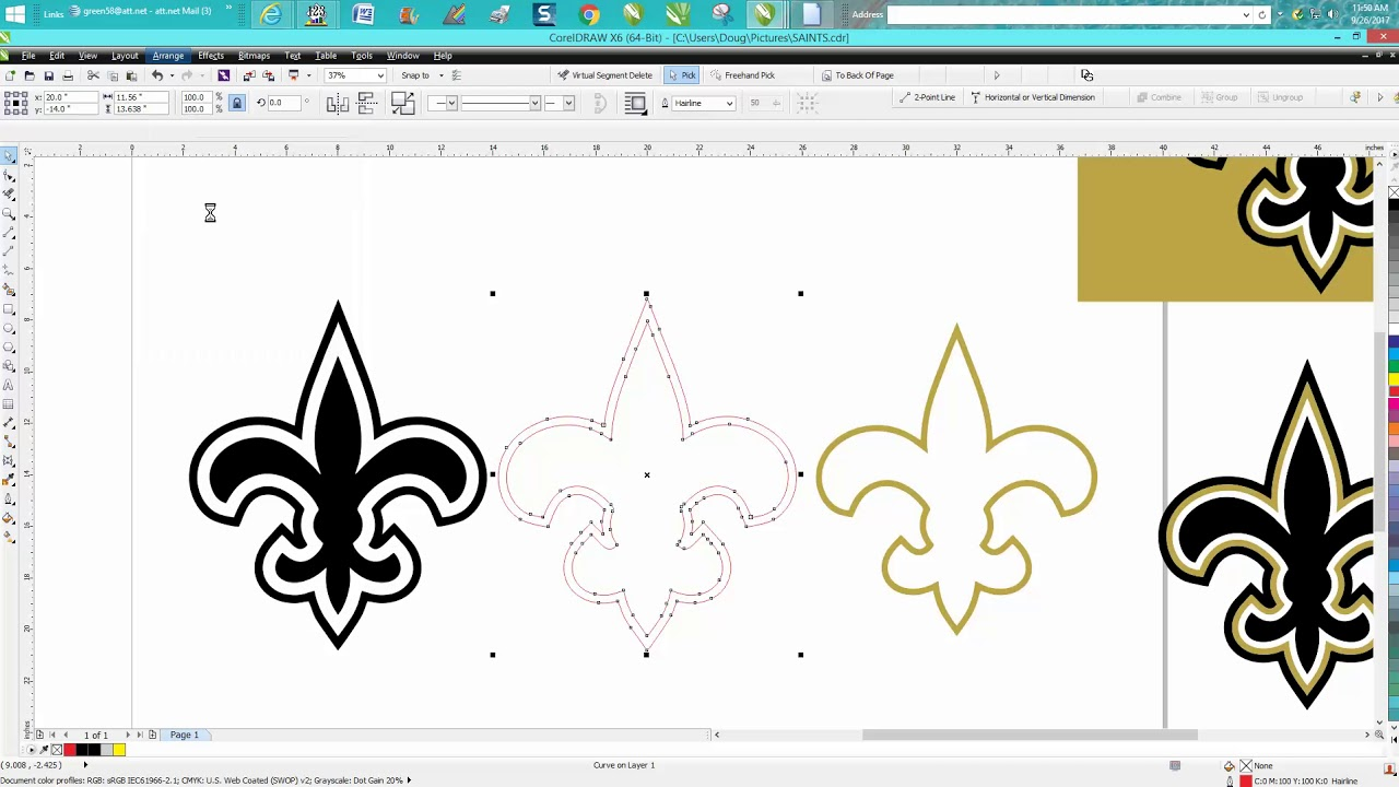 Corel draw clipart images - Corel Draw Tips Tricks Clipart Trace Start With Better Clipart