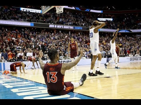 Duke-Va.Tech: Final 5 minutes of this Sweet 16 classic
