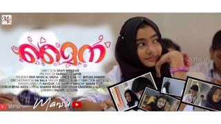 MAINA-നീല നിലാവിലെ-Malayalam Album Song Whatsapp Status 2018 Hit song|Mansu
