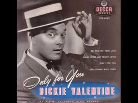 Dickie Valentine - Mister Sandman ( 1954 ) ( Toyota TV commmercial music )