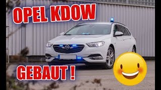 Opel Insignia als KdoW | ItsMarvin