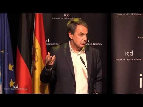 José Luis Rodríguez Zapatero (Former President of Spain, President Advisory Board ICD)