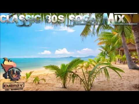 Classic 80s Soca Mixtape Mix by Djeasy