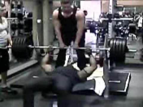 495 Bench Press