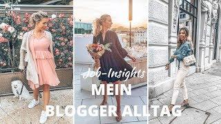MEIN BLOGGER ALLTAG | Organisationstipps und Events