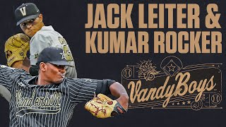 The story of top MLB Draft prospects Jack Leiter, Kumar Rocker & MLB's Pitching Factory