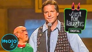 Jeff Dunham: Hilarious Set at Just for Laughs 1996!