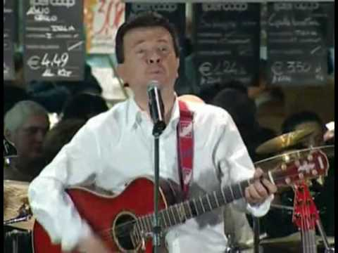 Pupo Forse Live at Supermarket
