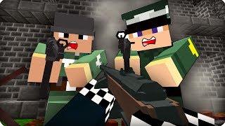 Вторая Мировая Война [ЧАСТЬ 29] Call of duty в Майнкрафт! - (Minecraft - Сериал)